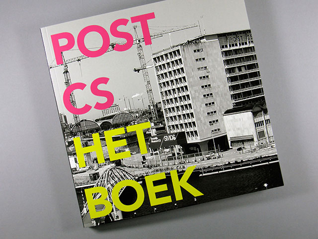 post cs het boek cover