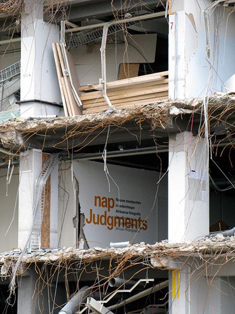 demolition post cs snap judgements
