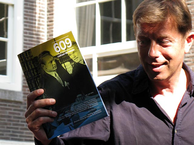 609 cultuur en media Mediafonds Amsterdam Hans Maarten van den Brink
