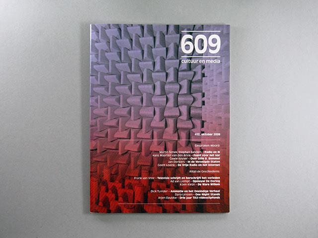 609 cultuur en media #2 cover