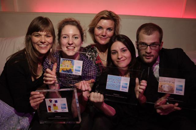 Amsterdam DNA winners