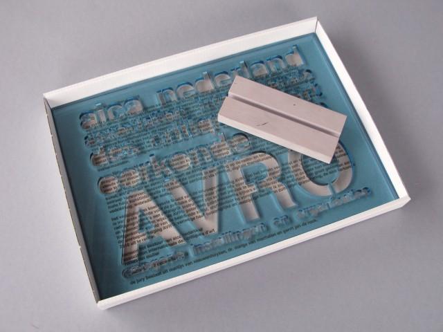AVRO AICA Award