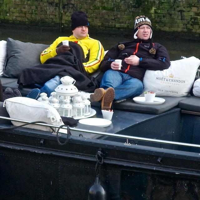 Amsterdam cruise