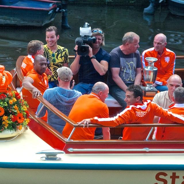 Nederland - Wales 2-0